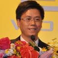 广州市华强实业投资有限公司副总裁胡萍女士发表主题演讲