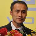 江苏龙润置业有限公司董事长陈有川先生发表主题演讲