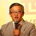 老板电器品牌总监张�u先生发表主题演讲