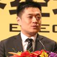 江西慧联置业的总经理李柯先生发表主题演讲