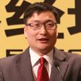 珠海九控房地产公司总经理谢岳来先生发表主题演讲